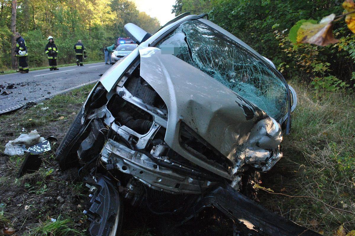 wypadek - kpp nakło (3)