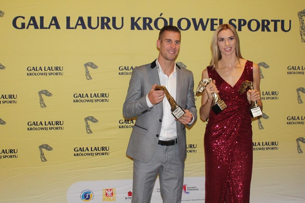 23-11-2019_ CityHotel Bydgoszcz_ Gala Lauru Królowej Sportu - Iga Baumgart-Witan, Marcin Lewandowski - JS (107)