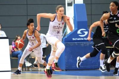 28-11-2019_ koszykówka, FIBA EuroCup_ Puchar Europy FIBA, Artego Bydgoszcz - Lulea Basket - Brianna Kiesel - SF (6)
