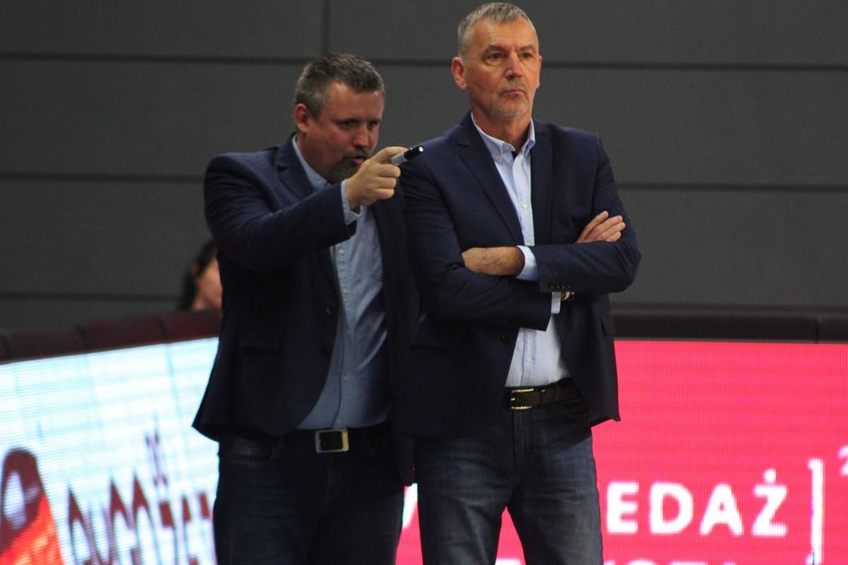 28-11-2019_ koszykówka, FIBA EuroCup_ Puchar Europy FIBA, Artego Bydgoszcz - Lulea Basket - Tomasz Herkt, Piotr Kulpeksza - SF (12)