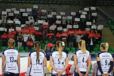 8-11-2019_ siatkówka, Liga Siatkówki Kobiet_ Bank Pocztowy Pałac Bydgoszcz - Grupa Azoty Chemik Police_ SF-1