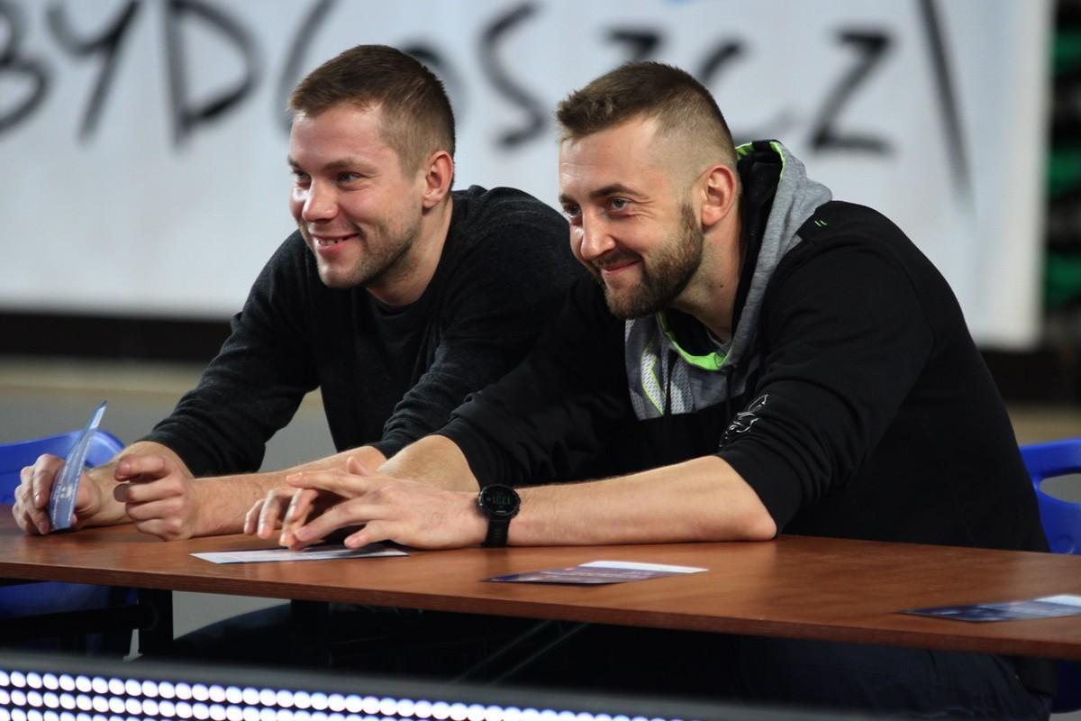 BKS Visła Bydgoszcz_ Tomasz Bonisławski, Janusz Gałązka - SF