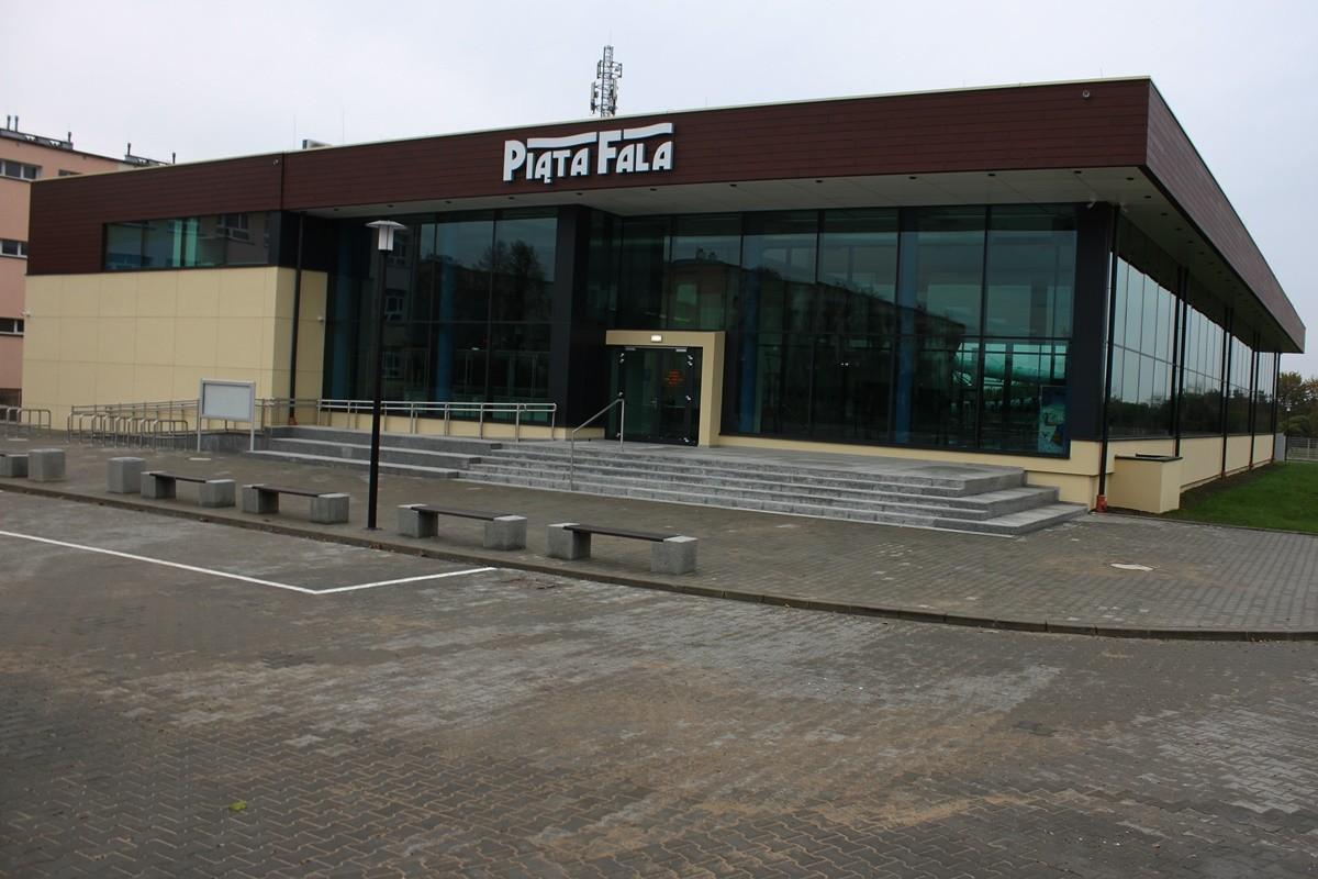 Basen Piąta Fala - Szarych Szeregów, Kapuściska Bydgoszcz - SF