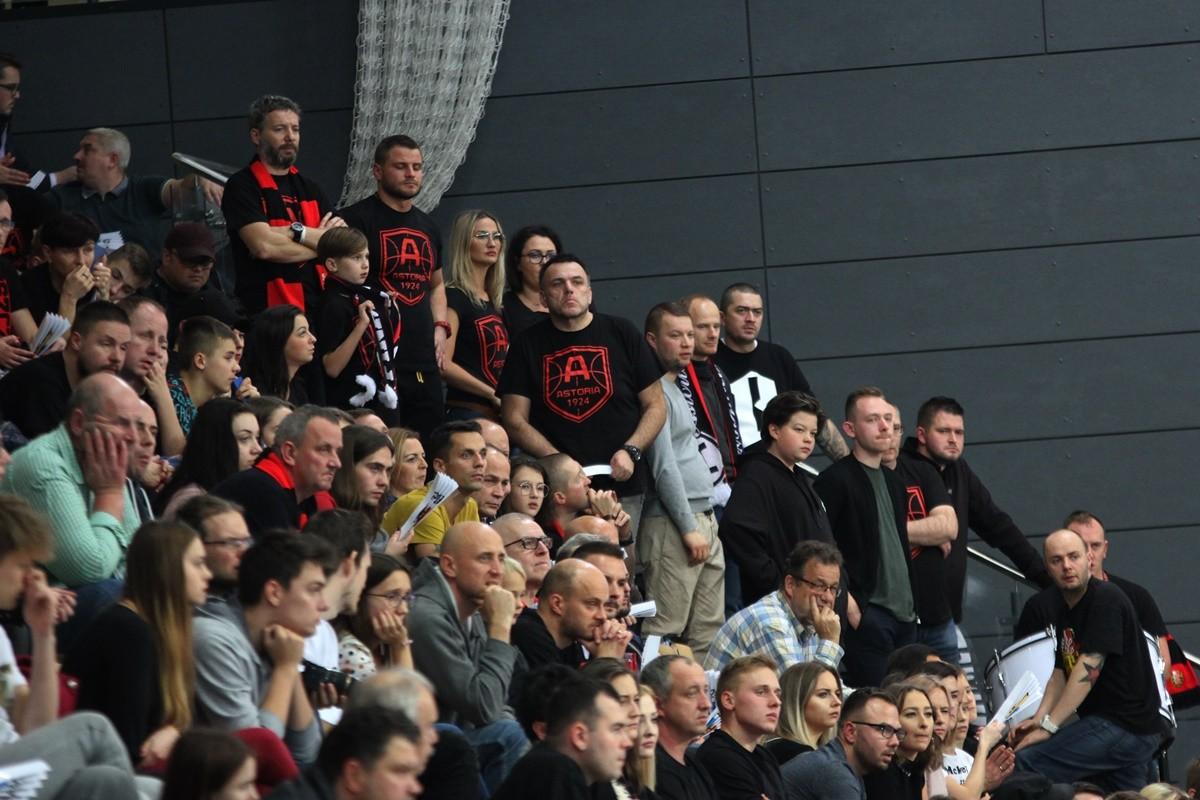 Koszykówka-Energa Basket Liga-Enea Astoria Bydgoszcz-Kibice-SF
