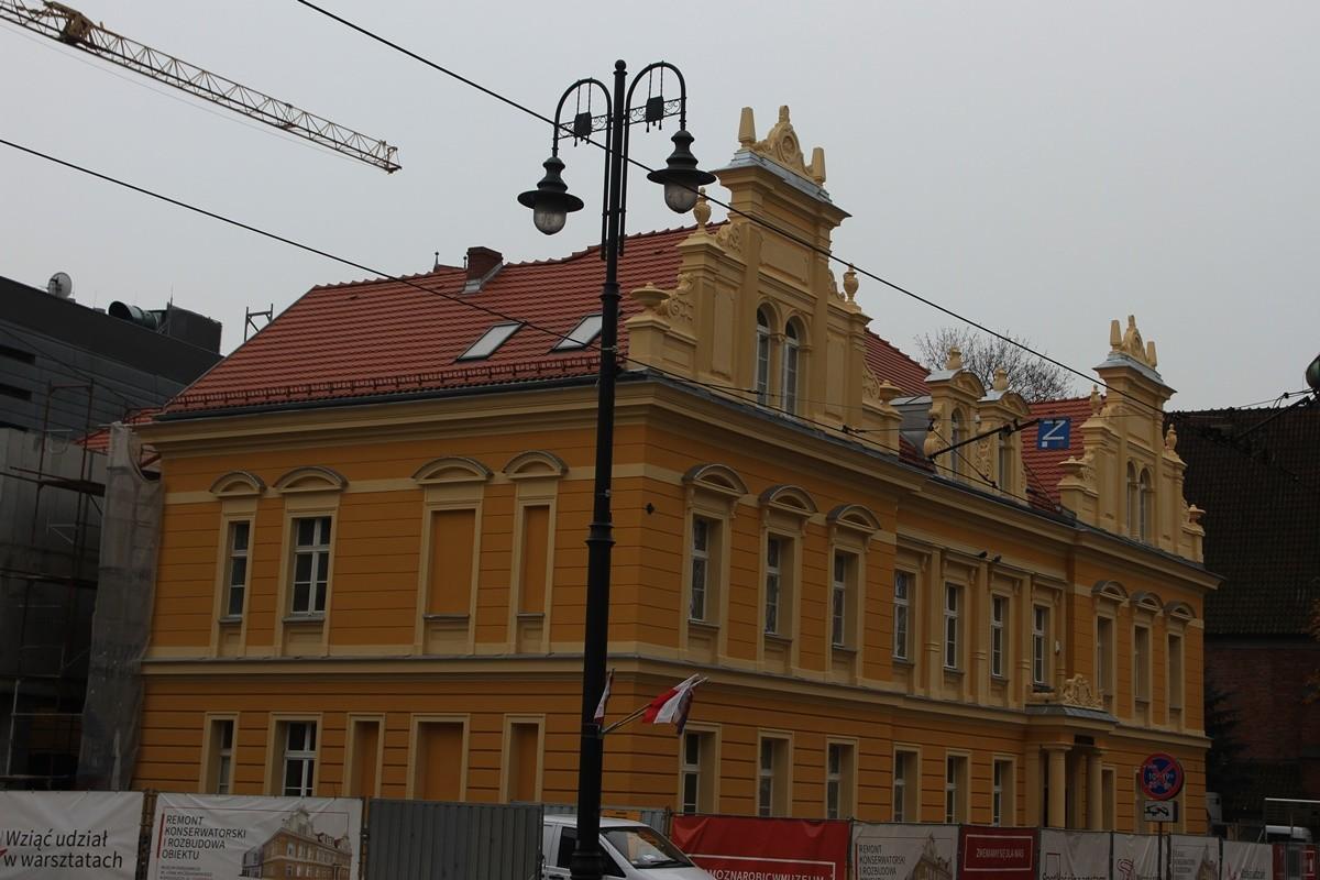 Muzeum Okręgowe im. Leona Wyczółkowskiego - Bydgoszcz - Dworcowa - SF