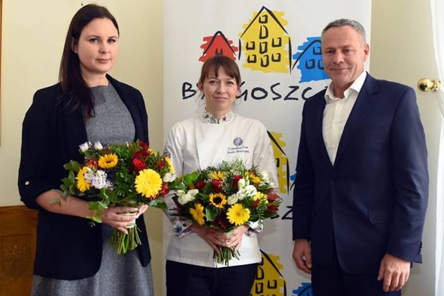aleksandra sowa, jowita woszczyńska, rafał bruski