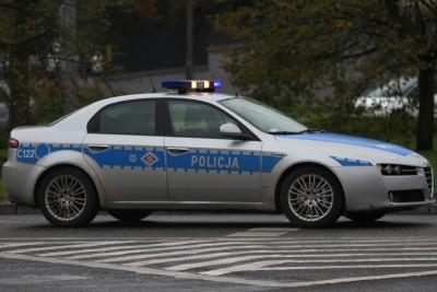 policja - na sygnale - SF