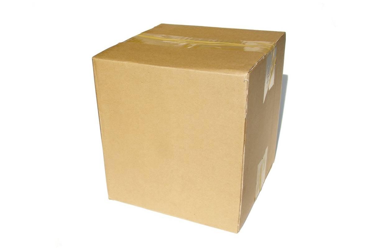 przesyłka, karton, paczka - freeimages