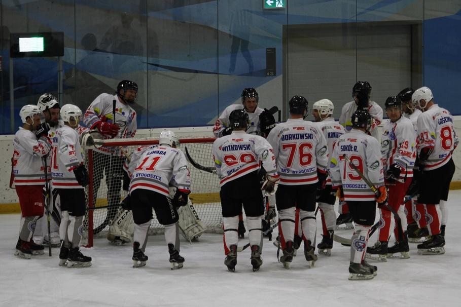 15-12-2019_ hokej na lodzie, II liga_ BKS Bydgoszcz - PTH Poznań - SF (2)