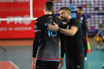 20-12-2019_ siatkówka, PlusLiga_ BKS Visła Bydgoszcz - MKS Będzin_ Jakub Bednaruk, Rafał Faryna - SF