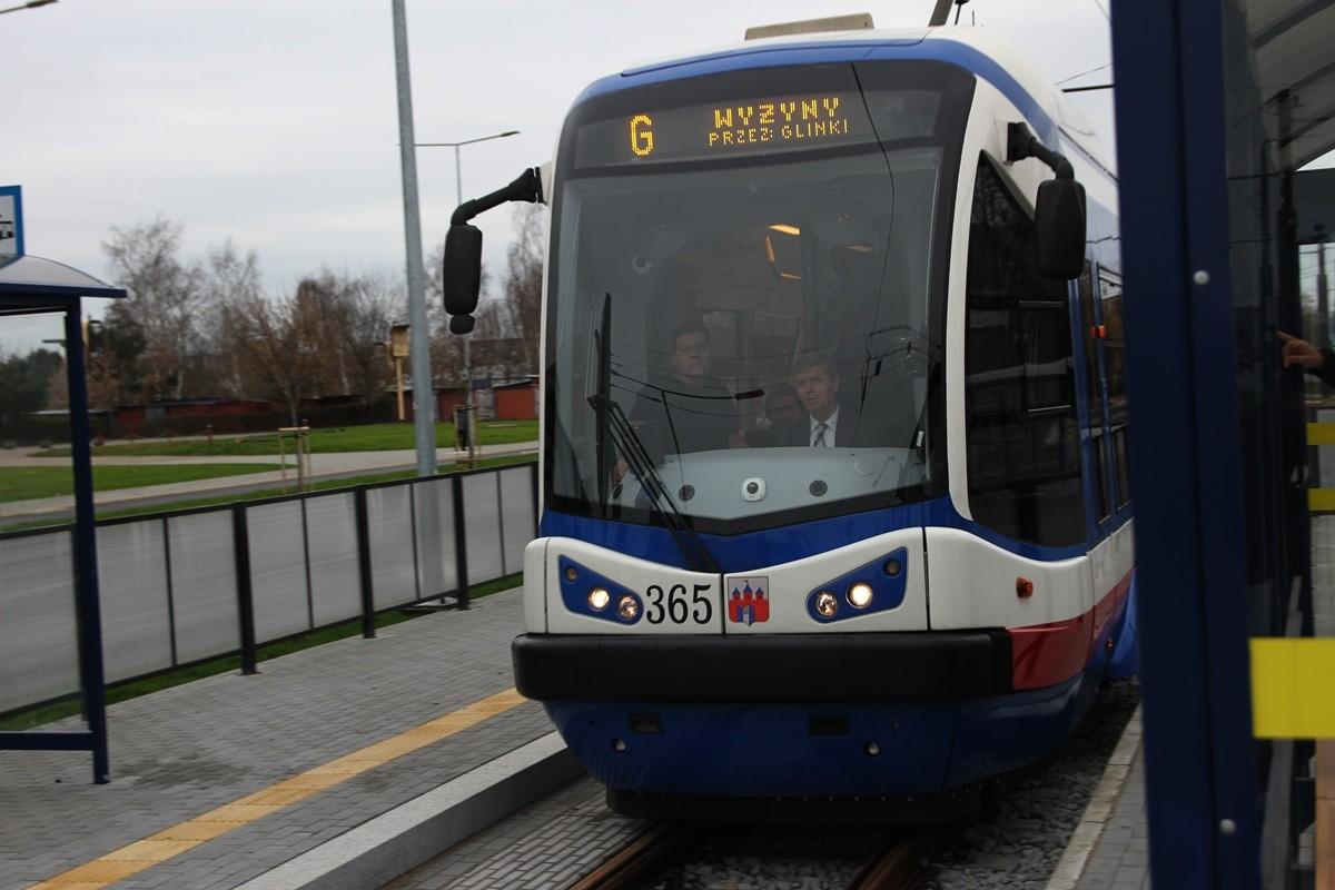 7-12-2019_ linie tramajowe_ węzeł Szarych Szeregów Bydgoszcz - SF (15)