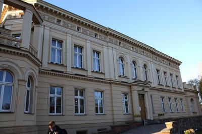 Pałac Ostromecko - SF