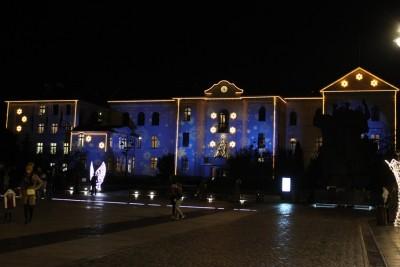 Ratusz_Jezuicka Bydgoszcz_świąteczna iluminacja - SF