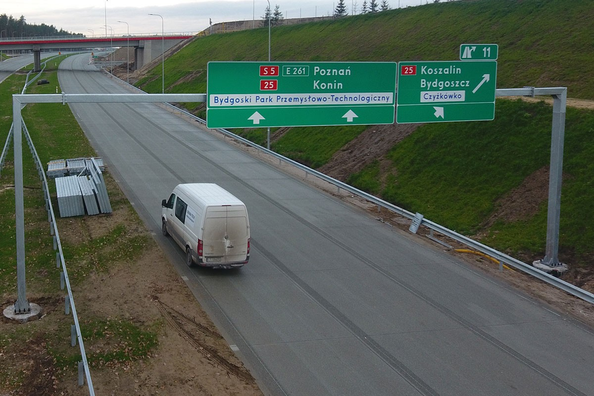 droga ekspresowa S5 Bydgoszcz
