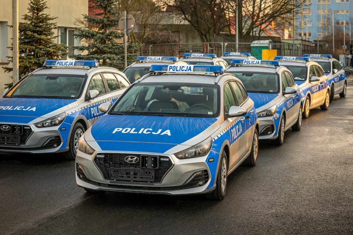 policja bydgoszcz nowe radiowozy KWP BYDGOSZCZ (1)