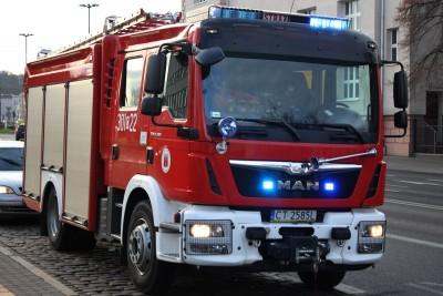 straż pożarna - na sygnale - SF
