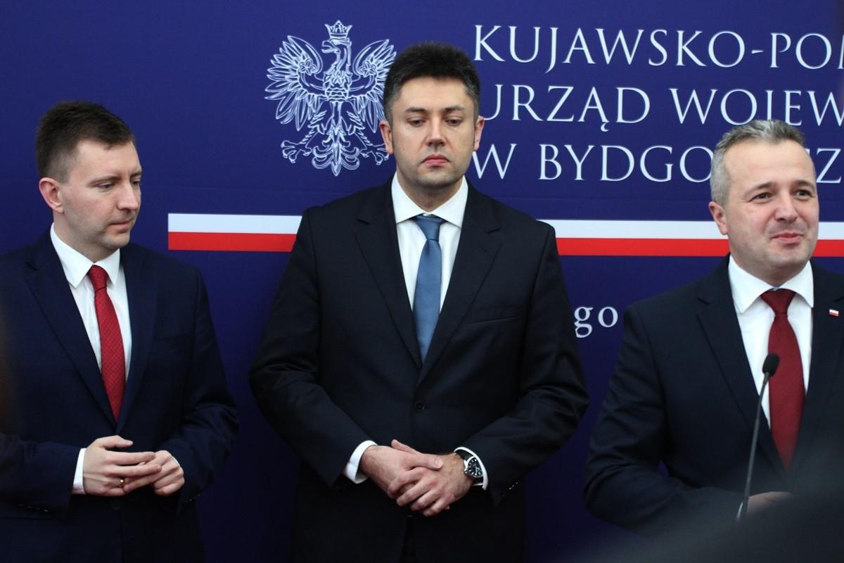 Łukasz Schreiber, Jarosław Wenderlich, Mikołaj Bogdanowicz - SF