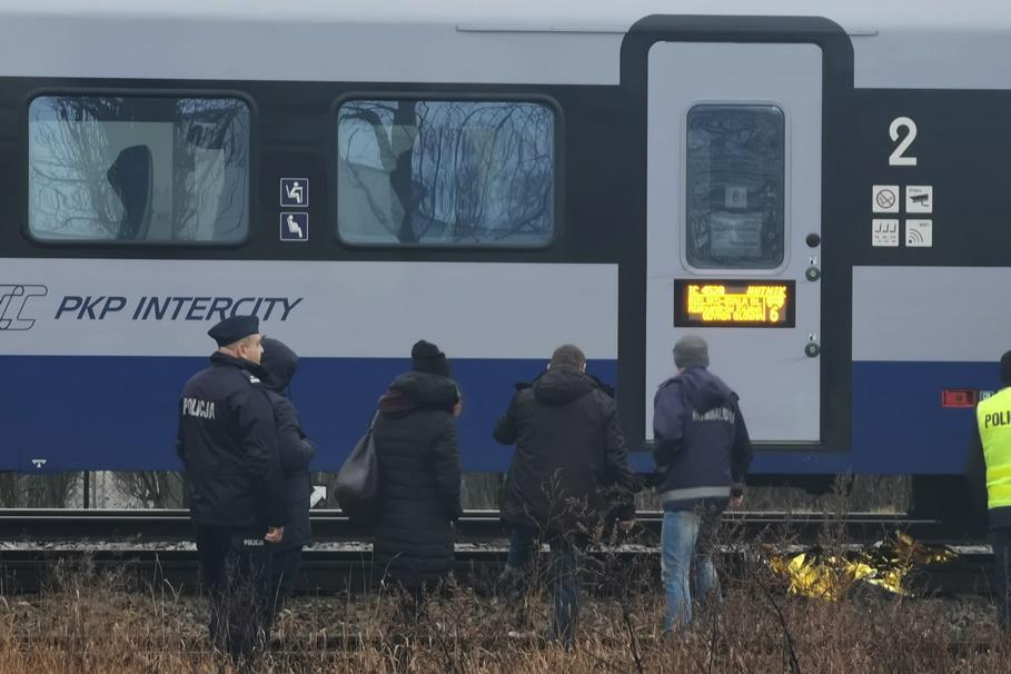 10-01-2020_Włocławek-potrącenie przez pociąg_nadesłane