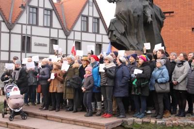 11-01-2020_ Bydgoszcz, pikieta - wsparcie dla Marszu Tysiąca Tóg - SF (8)