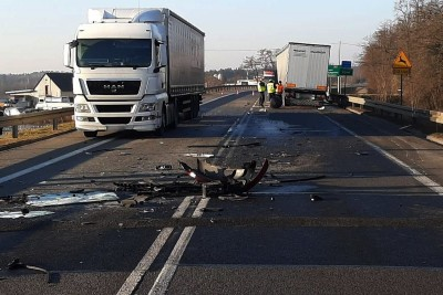 17-01-2020_ wypadek DK10 Lipno - KPP Lipno (1)