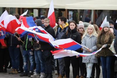 20-01-2020_ 100 rocznica powrotu Bydgoszczy do Macierzy - obchody Stary Rynek - SF (8)