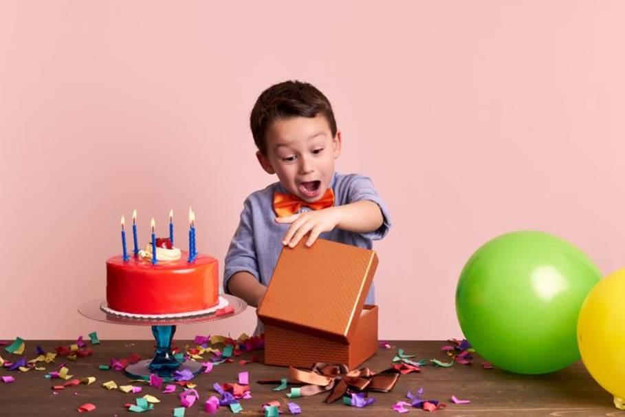 5 fajnych prezentów urodzinowych dla dziecka