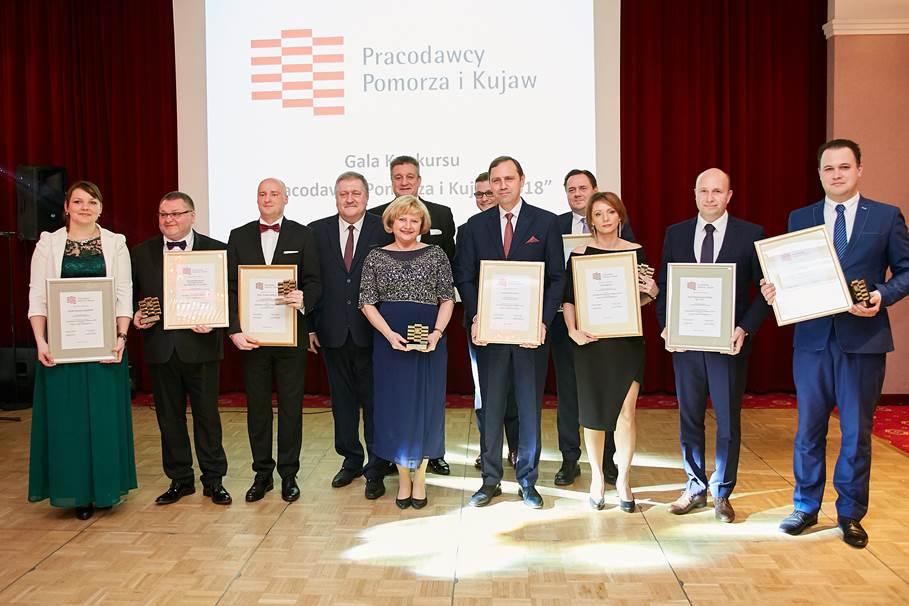 Laureaci konkursu PPIK 2018 - na corocznej Gali konkursu PPIK