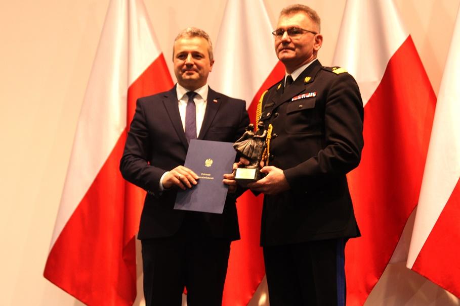 Mikołaj Bogdanowicz, nadbyg. Janusz Halak - SF
