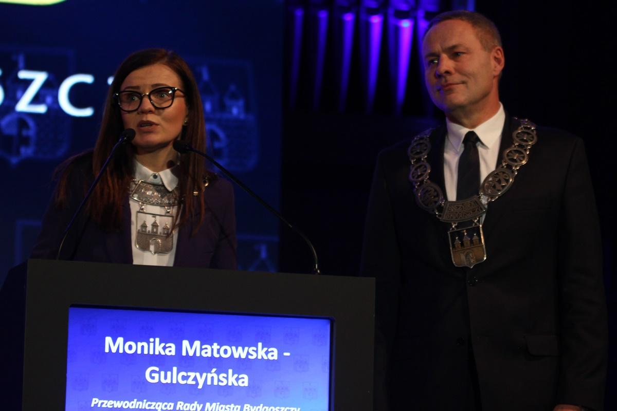 Monika Matowska, Rafał Bruski