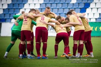 Unia Janikowo_III liga piłki nożnej_Przemysław Powała