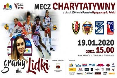 mecz charytatywny_ gramy dla lidki_ mat. enea astoria bydgoszcz