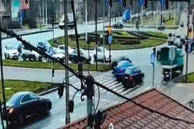 rondo torunskie - policja