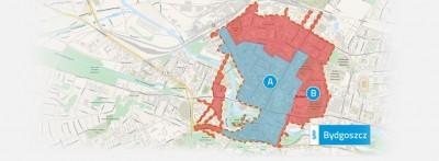 strefa platnego parkowania - city park app