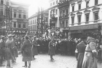 stulecie powrotu bydgoszczy do Polski