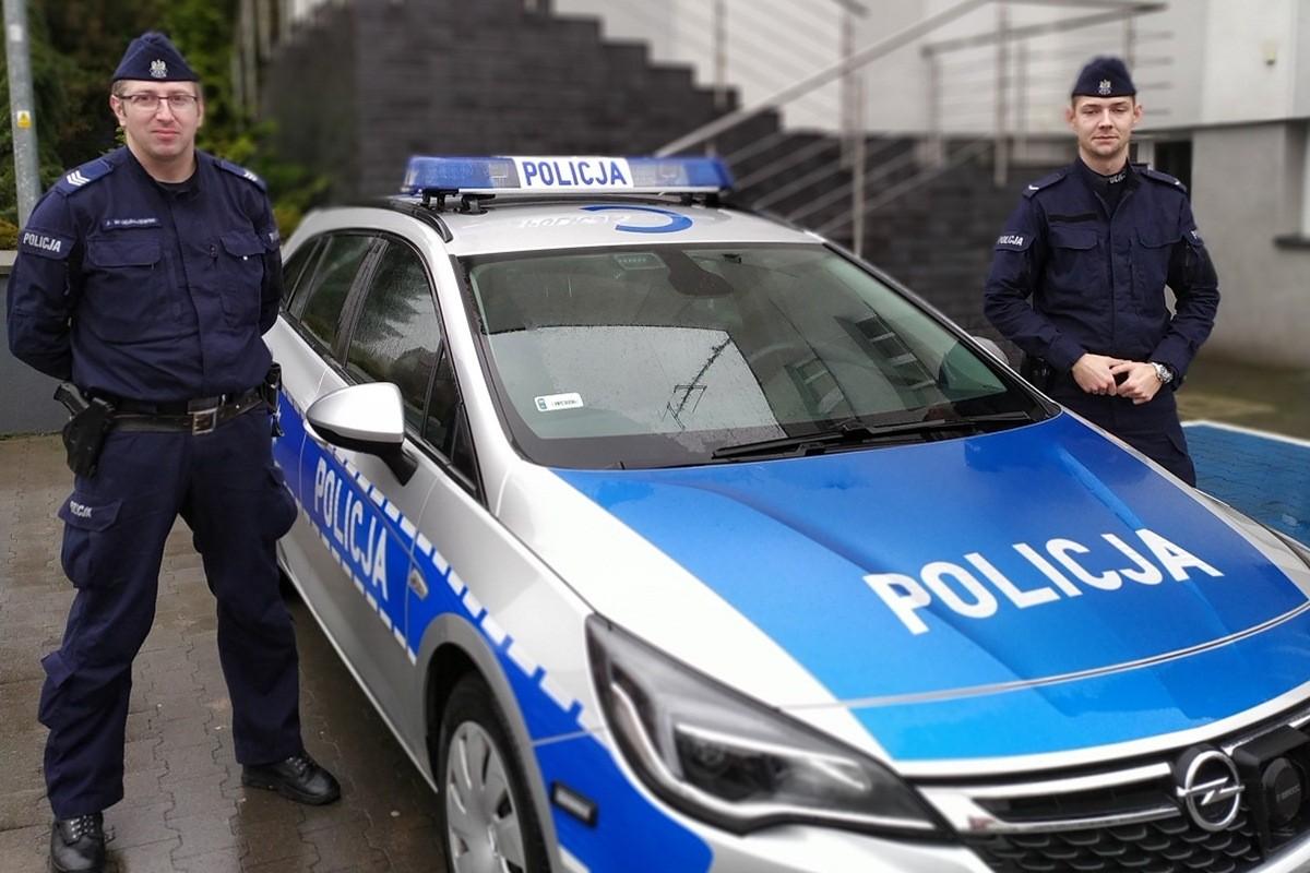 policja więcbork