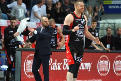 2-02-2020, koszykówka, Energa Basket Liga_ Anwil Włocławek - Enea Astoria Bydgoszcz - Artur Gronek, Adam Kemp - SF
