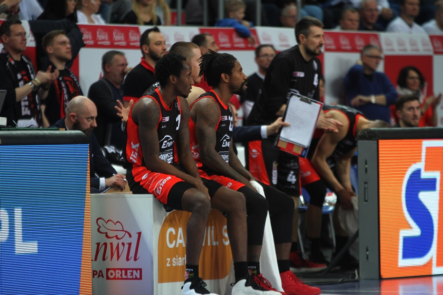 2-02-2020, koszykówka, Energa Basket Liga_ Anwil Włocławek - Enea Astoria Bydgoszcz - Kris Clyburn, AJ Walton - SF