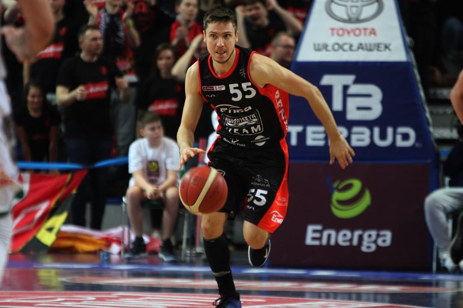 2-02-2020, koszykówka, Energa Basket Liga_ Anwil Włocławek - Enea Astoria Bydgoszcz - Marcin Nowakowski - SF