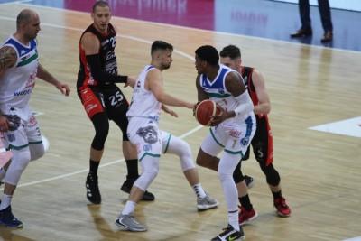 2-02-2020, koszykówka, Energa Basket Liga_ Anwil Włocławek - Enea Astoria Bydgoszcz - Ricky Ledo, Michał Aleksandrowicz -SF