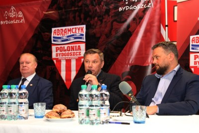 20-02-2020_ konferencja prasowa ŻKS Polonia Bydgoszcz - SF-2