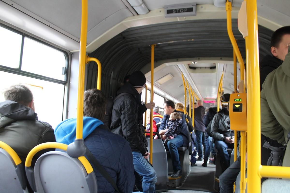 22-02-2020_ Mercedes Benz Conecto_ autobus MZK_ wysoka podłoga_ pożegnalny przejazd - JS (19)