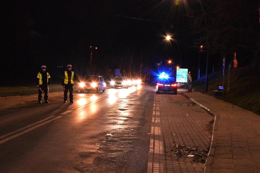 22-02-2020_ wypadek Witosa Mogilno - KPP Mogilno