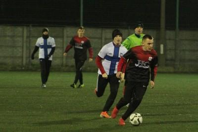 26-02-2020_ piłka nożna, sparing_ SP Zawisza Bydgoszcz - KS Brzoza - JS (7)