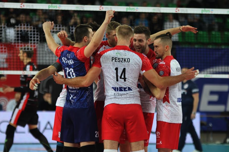 3-02-2020_ siatkówka, PlusLiga_ BKS Visła Bydgoszcz - Asseco Resovia Rzeszów - BKS Visła - SF