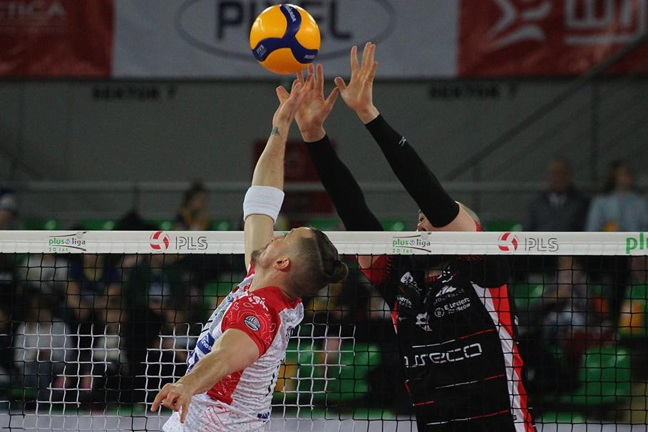 3-02-2020_ siatkówka, PlusLiga_ BKS Visła Bydgoszcz - Asseco Resovia Rzeszów - Michał Masny, Nicholas Hoag - f. Anna Powałowska