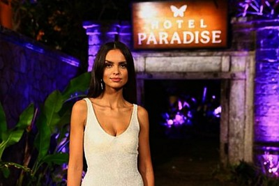 Klaudia El Dursi_ Hotel Paradise_ TVN - mat. prasowe
