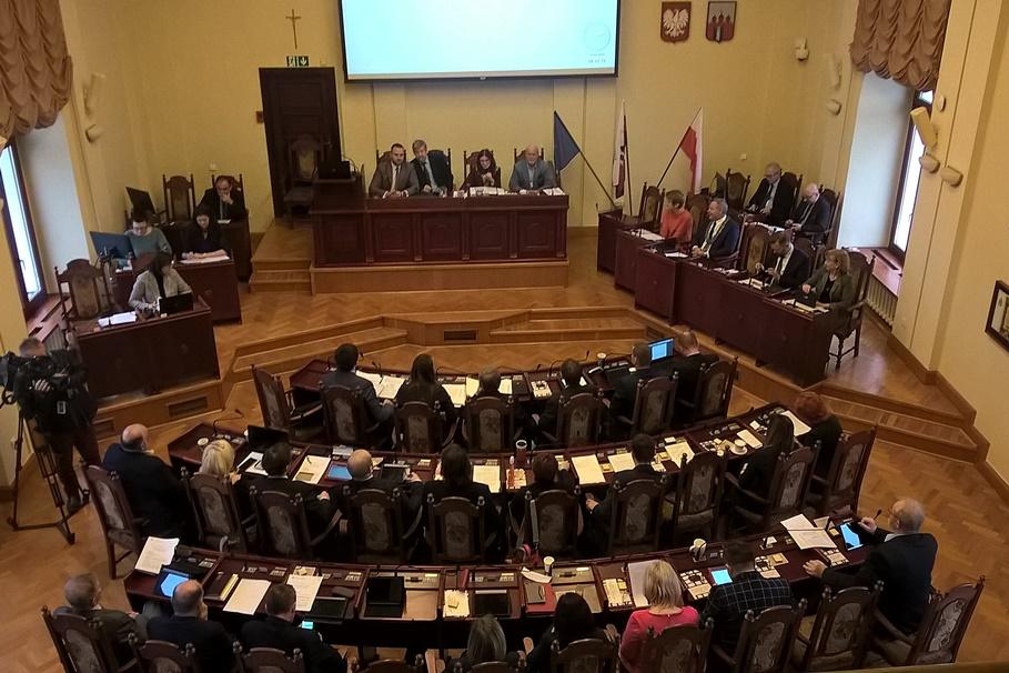 Rada Miasta Bydgoszcz_ Sala sesyjna - SF