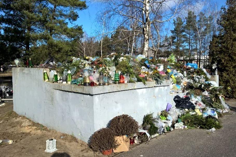 cmentarz wiślana bydgoszcz