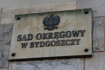 tabliczka_ Sąd Okręgowy w Bydgoszczy - SF