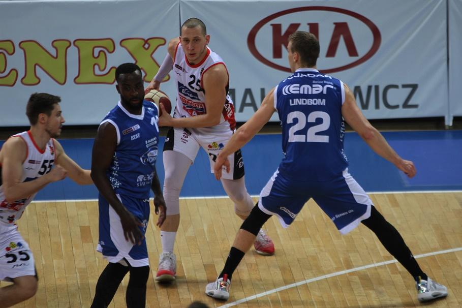 1-03-2020_ koszykówka, Energa Basket Liga_ Enea Astoria Bydgoszcz - HydroTruck Radom_ Michał Nowakowski - SF